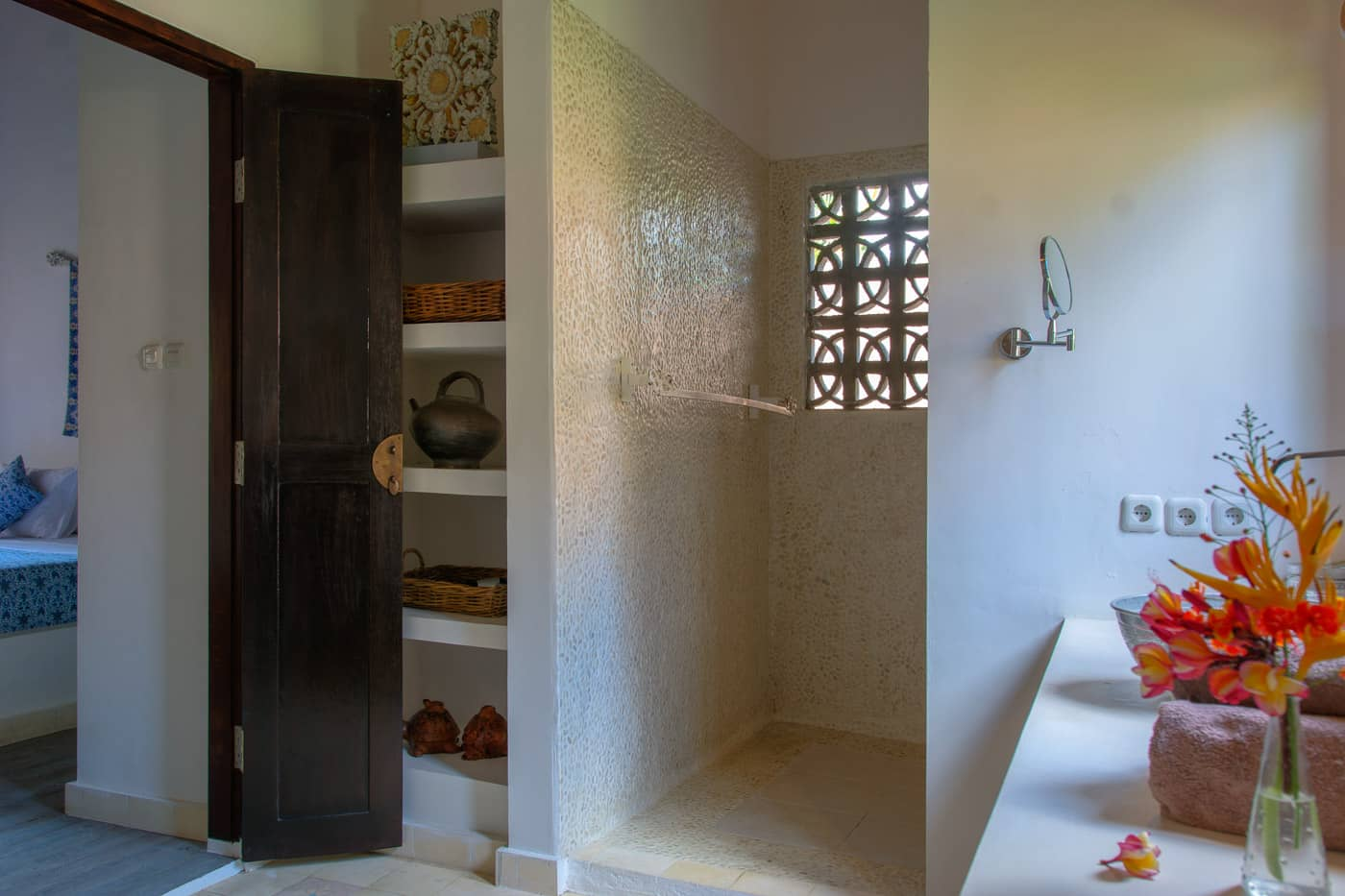bathroom image of The Beach Villa Lombok